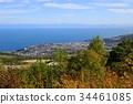 keyashiyama mountain, blue water, marine 34461085