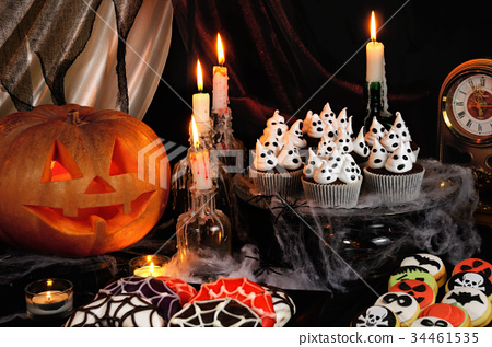 Sweets for Halloween 34461535
