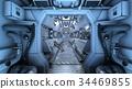 飛船 宇宙飛船 數碼成像圖片 34469855