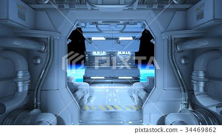 สถานีอวกาศ 34469862