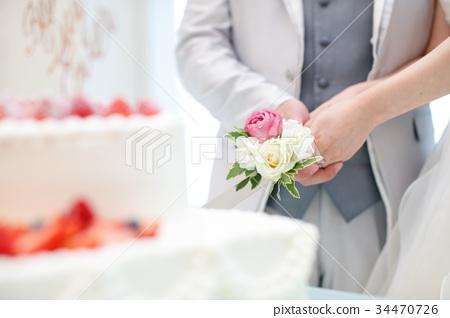 與劍圖像02的婚宴喜餅 34470726