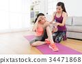 fitness teaching trainer 34471868