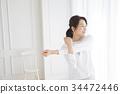 女性 女 女人 34472446