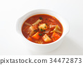 minestrone soup soups 34472873