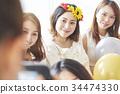 女性 女 女人 34474330