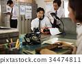 昭和辦公室工作者景觀 34474811