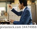 昭和辦公室工作人員休息時間 34474966