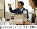 昭和辦公室工作人員休息時間 34474969
