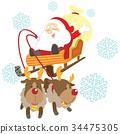 圣诞节 耶诞 圣诞 34475305