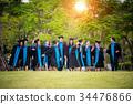 graduate  concept. 34476866