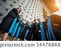 graduate  concept. 34476868