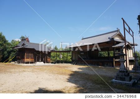 神殿 文化資產 國家指定重要文化遺產 34476968
