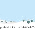 winter, snow, snowy 34477425