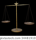 Alchemy Laboratory Brass Scales 34481910