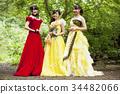 婚禮 女人 女性 34482066