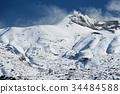 volcanic volcano tokachidake 34484588