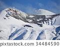 volcanic volcano tokachidake 34484590