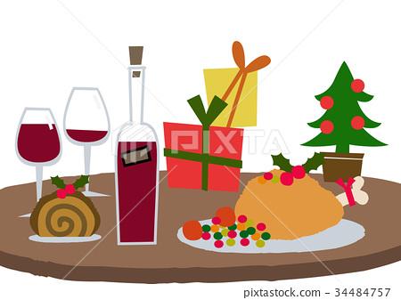 聖誕時節 聖誕節 耶誕 34484757