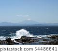 ภูเขาฟูจิ,ภูเขาไฟฟูจิ,คลื่น 34486641