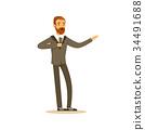 singer, male, elegant 34491688
