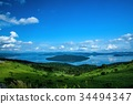 쿳샤로코, 굿샤로코, 굿샤로 호수 34494347