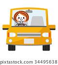 駕駛 開車 駕車 34495638