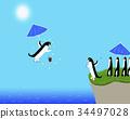 algae, tidal, current 34497028