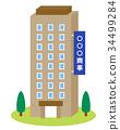 빌딩 34499284