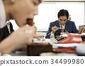 昭和辦公室工作人員休息時間 34499980