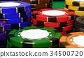 賭場籌碼關閉 34500720