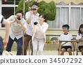 小學 小學生 運動日 34507292