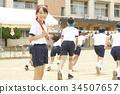 小學生 運動日 夜晚活動日 34507657