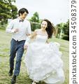 웨딩, 결혼식, 혼례 34508379