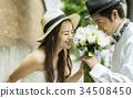 จัดงานแต่งงานรูปถ่าย 34508450