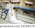 จัดงานแต่งงานรูปถ่าย 34508478