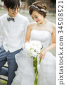 จัดงานแต่งงานรูปถ่าย 34508521