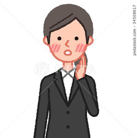 新员工 事业女性 商务女性 34508617