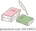 日记 杂志 书籍 34510953