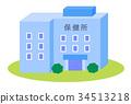 institution, illustration, public facilities 34513218