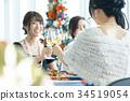 ปาร์ตี้คริสต์มาส 34519054