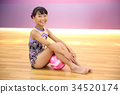 rhythmic gymnastics, new stretch, younger 34520174