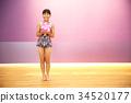rhythmic gymnastics, new stretch, younger 34520177