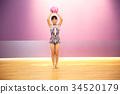 rhythmic gymnastics, new stretch, younger 34520179