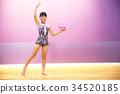 rhythmic gymnastics, new stretch, younger 34520185