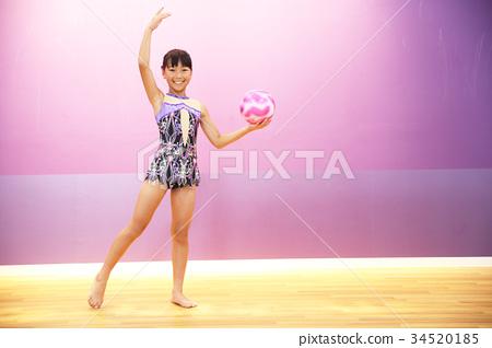 藝術體操 34520185