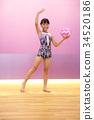 rhythmic gymnastics, new stretch, younger 34520186