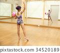 rhythmic gymnastics, new stretch, younger 34520189
