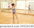 rhythmic gymnastics, new stretch, younger 34520190