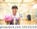 rhythmic gymnastics, new stretch, younger 34520228