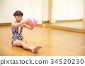 rhythmic gymnastics, new stretch, younger 34520230
